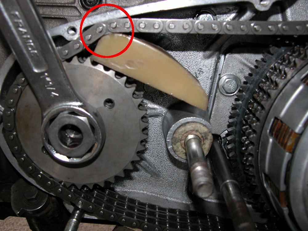 How To Remove Primary Drive Sprocket The Sportster And Buell Motorcycle Forum The Xlforum